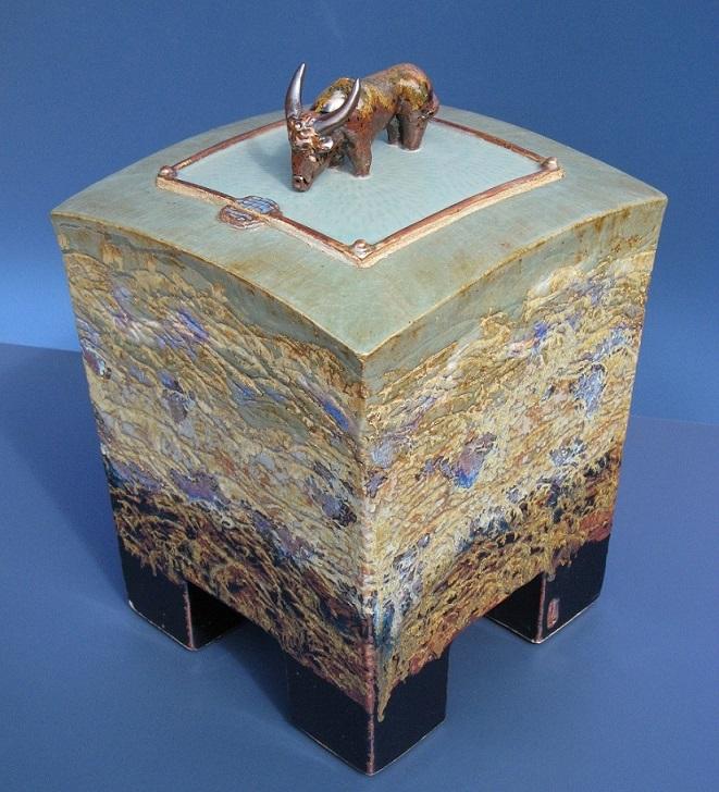 La Soif du Buffle - Prix Ateliers d'Art de France Région Bourgogne 2012